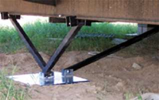 Ins Mobile Home Anchoring Systems on